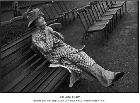 © Henri Cartier-Bresson/Magnum Photos